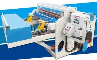 Automatic Building Steel Wire Mesh Welding Machine 1